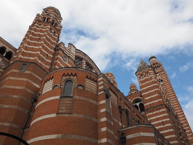 Cattedrale di westminster a londra