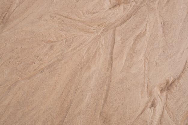 Priorità bassa bagnata di struttura della natura della sabbia