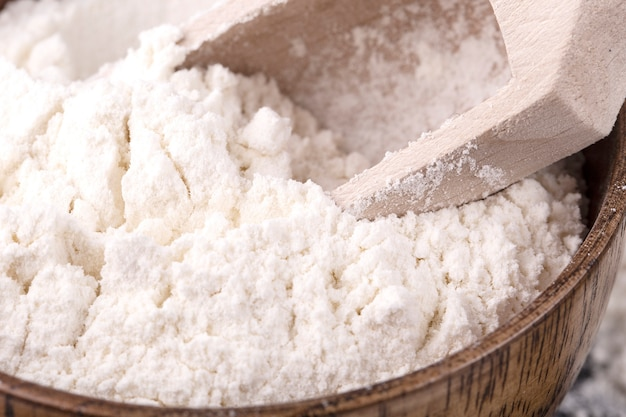 Farina di frumento bianco