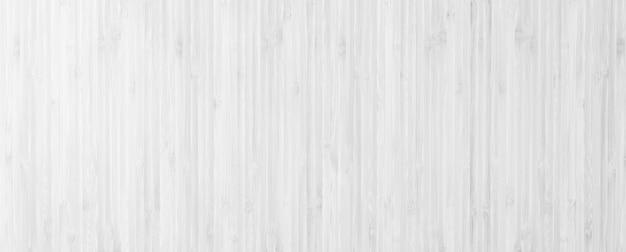 Struttura di legno di bambù bianco