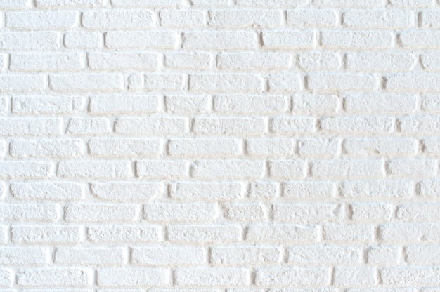 Modello astratto moderno di struttura del muro di mattoni bianchi per architettura di interior design