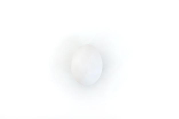 Uova di gallina bianche