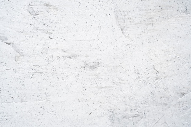 Muro di cemento bianco sporco, sfondo texture