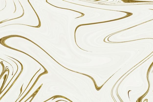 Fondo astratto di marmo bianco e oro