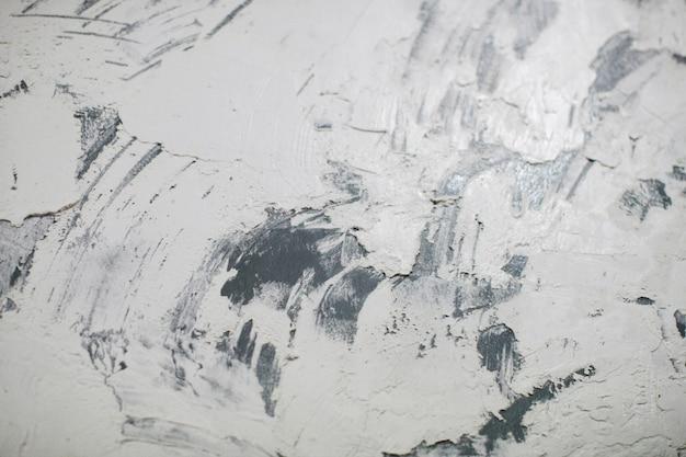 Carta da parati del fondo di struttura del cemento bianco e grigio