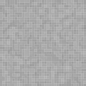 Bianco e grigio la carta da parati ad alta risoluzione del muro di piastrelle