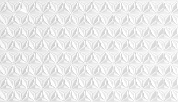 Struttura interna bianca, modello senza cuciture. illustrazione 3d, rendering 3d.