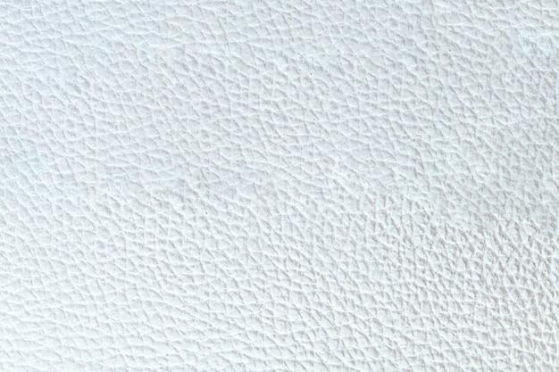 Superficie di sfondo texture pelle bianca