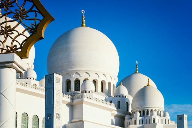 Moschea bianca