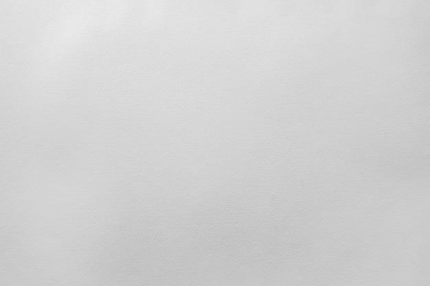 Texture di carta da disegno bianca semplice e chiara per qualsiasi sfondo grafico come pittura ad acquerello, opuscolo di brochure o profilo aziendale.