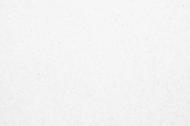 Fondo bianco di struttura della superficie del cartone della carta di riciclo