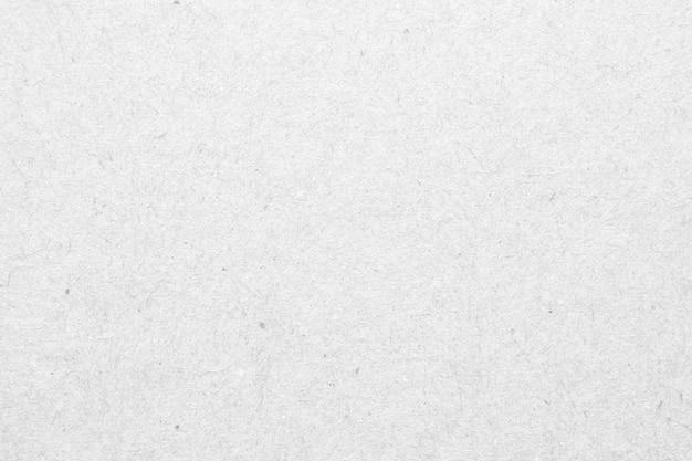 Fondo di struttura della superficie del cartone di carta riciclata bianca