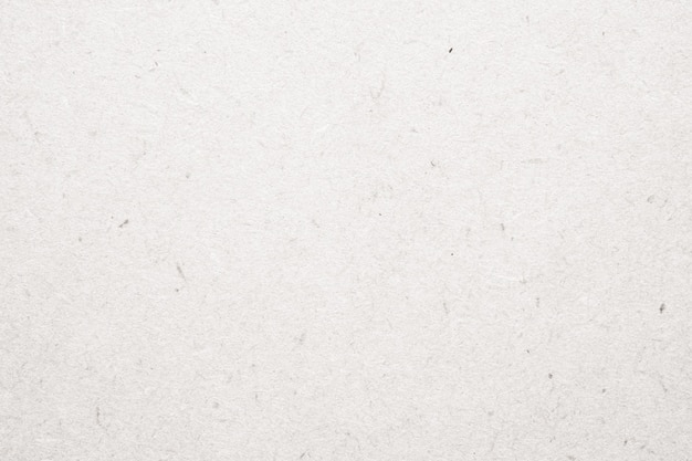 Superficie del cartone di carta riciclata bianca