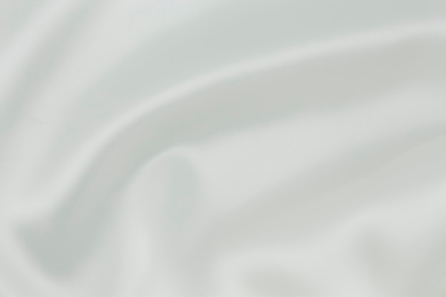 Trama di panno di seta bianca