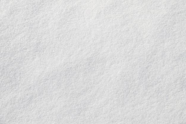 Trama di neve bianca