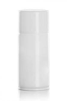 Bomboletta spray bianca