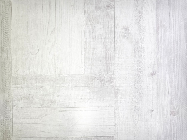 Struttura bianca del pavimento di assi di legno stagionato. avvicinamento