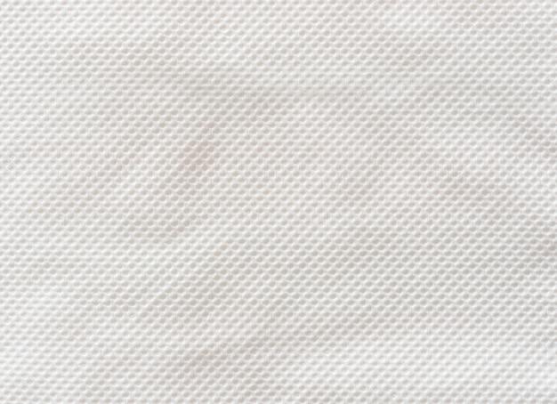 Fondo bianco di struttura dell'asciugamano della carta velina
