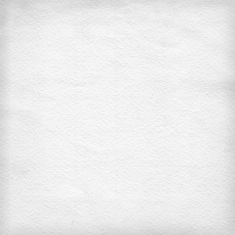Texture o sfondo di carta da acquerello bianca