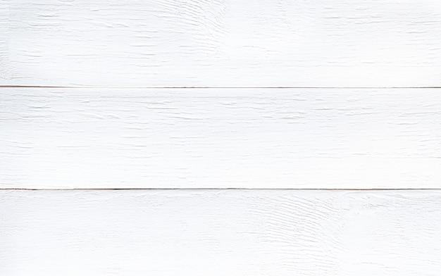 Priorità bassa di struttura orizzontale di legno bianco. copia spazio.