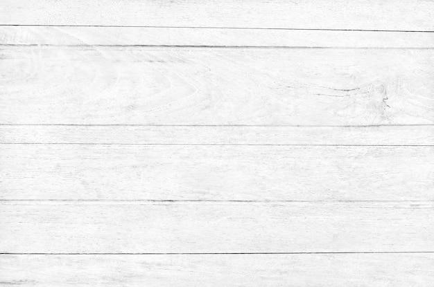 Fondo di legno bianco di struttura delle plance