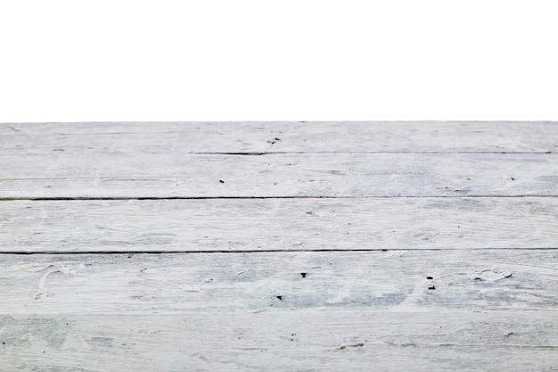 Trama di sfondo tavolo in legno bianco