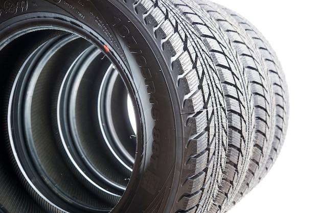 Battistrada in gomma direzionale per pneumatici invernali, ruote per auto
