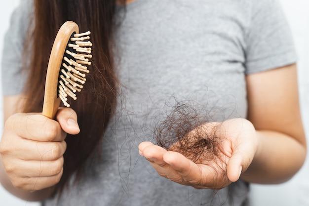 Donne con perdita di capelli