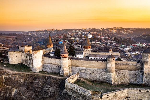 Meraviglioso castello in ucraina