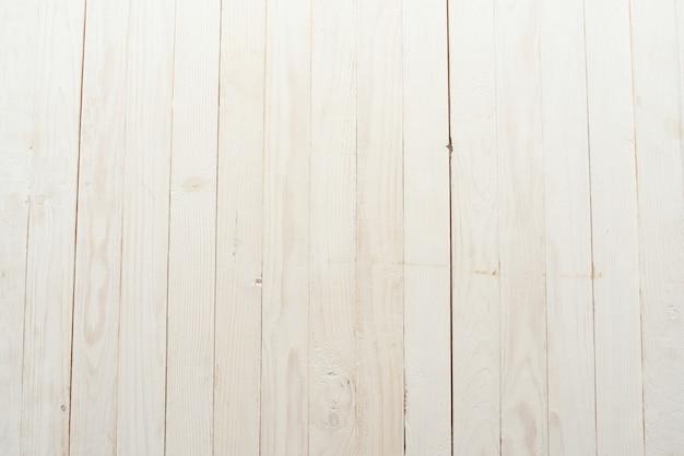 Modello di sfondo in legno vista dall'alto primo piano. foto di alta qualità