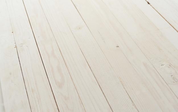 Primo piano di vista dall'alto del modello di sfondo in legno