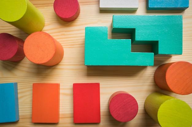 Colore del legno, distesi