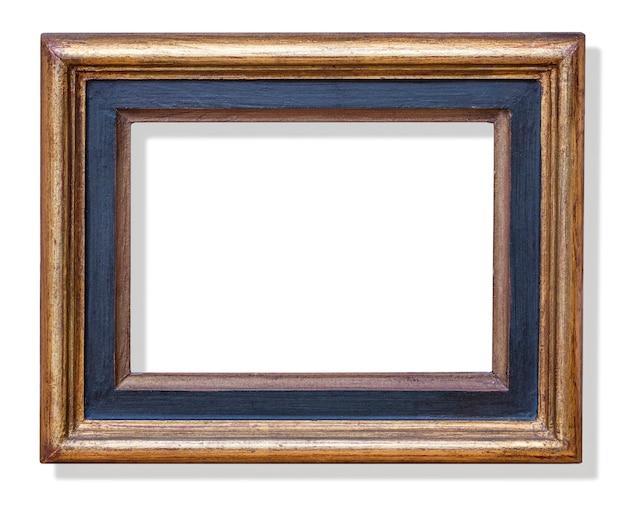 Blocco per grafici di legno isolato su bianco