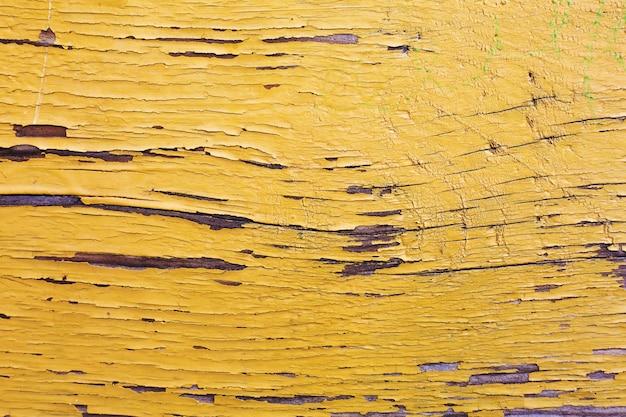Vernice arancione con legno dipinto. foto di una trama astratta