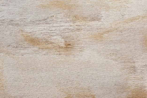 Struttura di legno close up di verniciato bianco