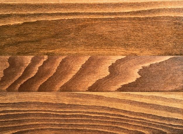 Priorità bassa strutturata di legno. superficie dell'albero marrone naturale