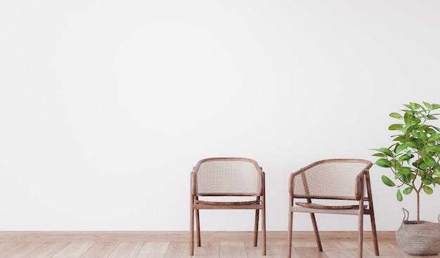 Poltrona in legno dal design minimal soggiorno in legno