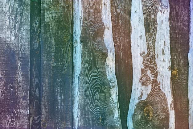 Fondo in legno. primo piano delle vecchie tavole di legno come sfondo astratto.