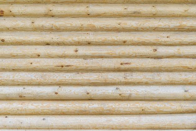 Fondo in legno - parte della capanna di legno