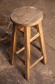 Sgabelli da bar in legno