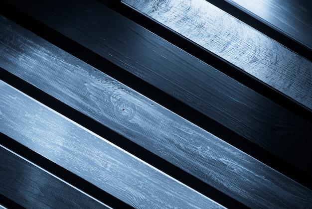 Tavola di legno a trama di sfondo nero