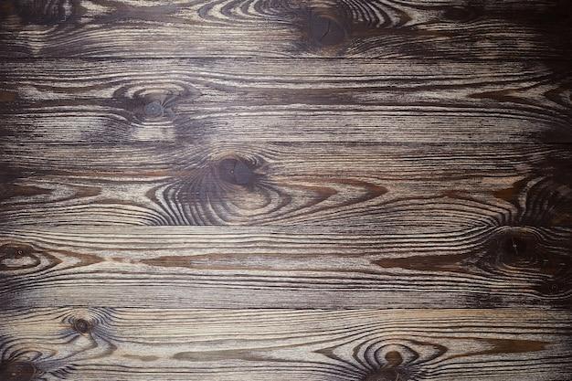 Sfondo marrone in legno, consistenza naturale