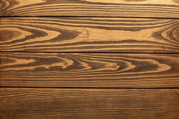 Legno marrone retrò squallido plance parete, tavolo o pavimento texture banner background.wood scrivania foto mockup wallpaper design per la decorazione.