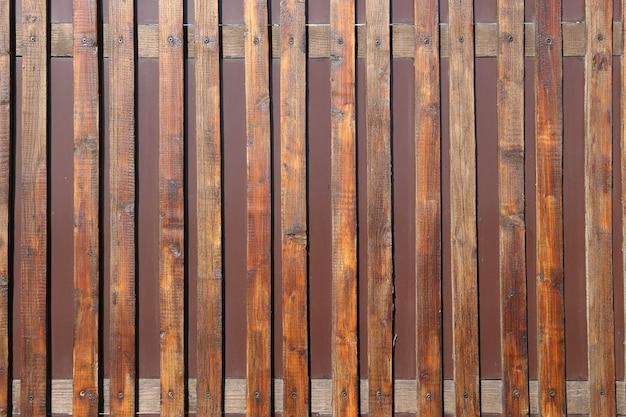 Priorità bassa di struttura marrone in legno