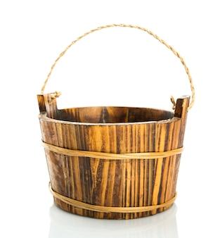 Secchio di legno