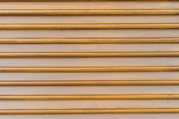 Struttura di legno del fondo delle feritoie. persiane in legno