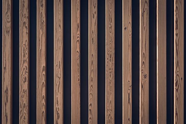 Tavole di legno sullo sfondo texture muro