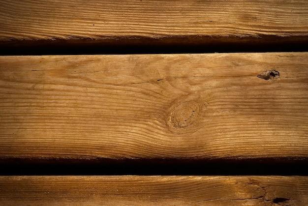 La struttura in legno può essere utilizzata per lo sfondo