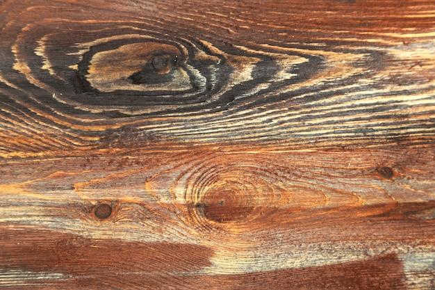 Struttura in legno, primo piano
