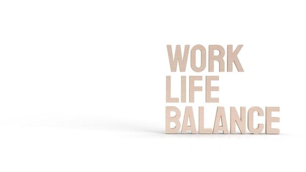 Il testo sull'equilibrio tra lavoro e vita familiare